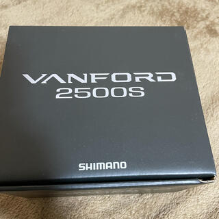 SHIMANO - シマノ ヴァンフォード 2500S
