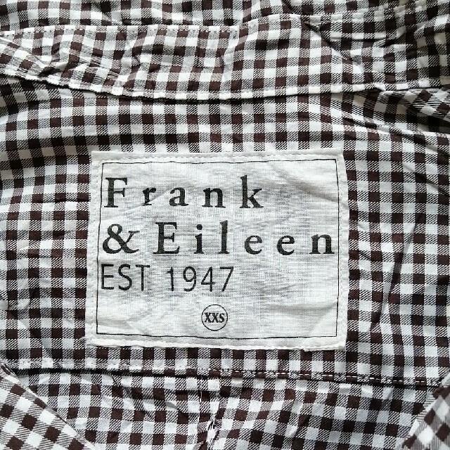 Frank&Eileen(フランクアンドアイリーン)の美品♡フランク&アイリーン Frank&Eileen BARRY XXS レディースのトップス(シャツ/ブラウス(長袖/七分))の商品写真