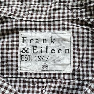 Frank&Eileen - 美品♡フランク&アイリーン Frank&Eileen BARRY XXS