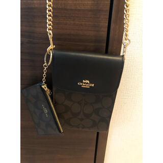 COACH - COACH ショルダーバッグ バック パスケース 斜めがけ 財布 斜めがけ 美品