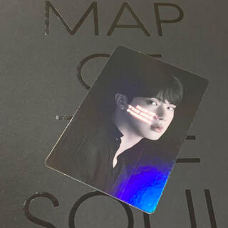 BTS map of the soul on:e トレカ ソクジン
