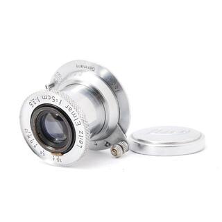LEICA - 美品 Leica エルマー Elmar 50mm F3.5 #1373232