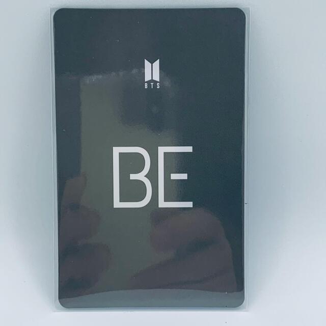 【公式】BTS BE Soundwave限定 トレカ ジミン the best エンタメ/ホビーのCD(K-POP/アジア)の商品写真