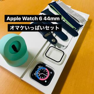 Apple Watch - 【オマケ多数】Apple Watch Series6 44mm GPSモデル