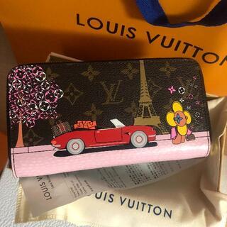 LOUIS VUITTON - 全世界完売 ヴィヴィエンヌ ルイヴィトン ジッピーウォレット