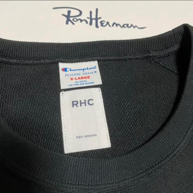 Ron Herman(ロンハーマン)の限定完売★ロンハーマン チャンピオン激レアスウェットRon Herman メンズのトップス(スウェット)の商品写真