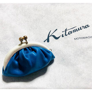 Kitamura - KITAMURA キタムラ  がま口 小銭入れ コインケース
