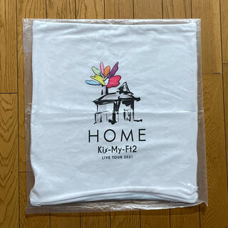 Kis-My-Ft2 - Kis-My-Ft2「HOME」グッズ(クッションカバー)