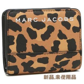 MARC JACOBS - R7 MARC JACOBS 折財布 ミニ財布 レオパード レディース 新品