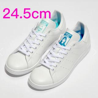 アディダス(adidas)のKYNE × adidas スタンスミス 24.5㎝(スニーカー)