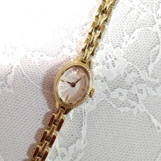 agete - アガット agete オーバルフェイス ウォッチ 腕時計 時計