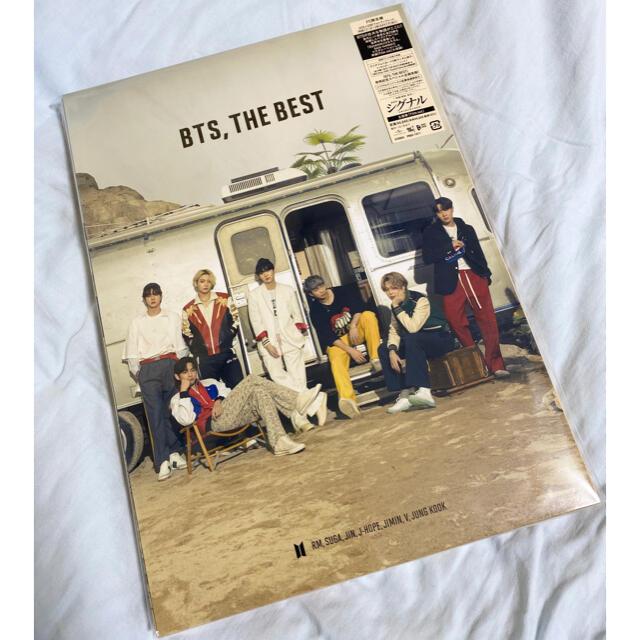 防弾少年団(BTS)(ボウダンショウネンダン)のBTS THE BEST FC盤 エンタメ/ホビーのタレントグッズ(アイドルグッズ)の商品写真