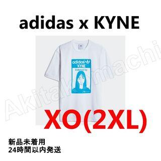 adidas - 新品未開封 ADIDAS グラフィック KYNE Tシャツ 2XL アディダス