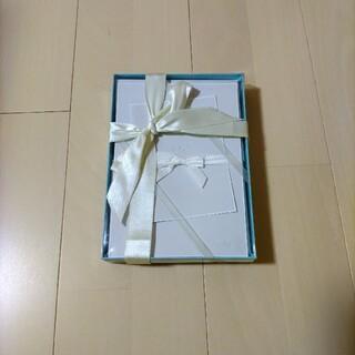 Tiffany & Co. - ティファニー レターセット 未使用 ニューヨーク本店購入