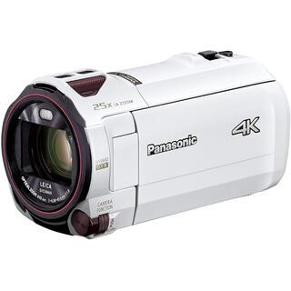 Panasonic - Panasonic HC-VX992M-W  4K ビデオカメラ