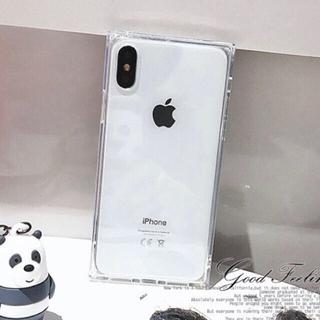 iPhone8 7 SE クリア スマホケース