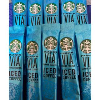 Starbucks Coffee - スターバックス ヴィア アイスコーヒー 10本セット