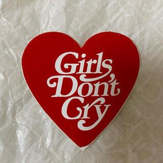 ジーディーシー(GDC)のgirls don't cry ステッカー(その他)