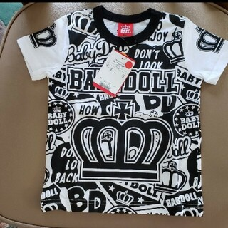 BABYDOLL - ベビードール 新品タグ付き 半袖Tシャツ 100センチ
