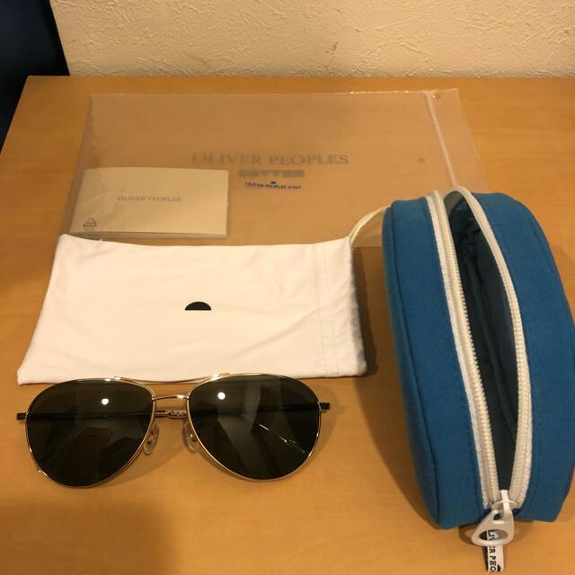 Ray-Ban(レイバン)のオリバーピープルズ  サングラス ティアドロップ Salford メンズのファッション小物(サングラス/メガネ)の商品写真