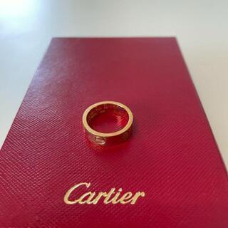 Cartier - Cartier ラブリング 52