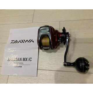 DAIWA - ダイワ スパルタンMX-IC ハンドル交換、ベアリング追加 タイコマセ、タイラバ