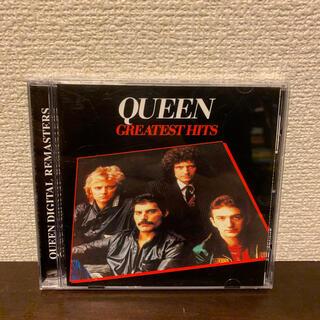 グレイテスト・ヒッツQUEEN「Greatest Hits」国内盤リマスターCD