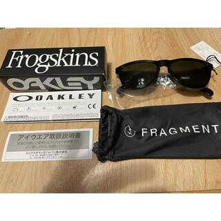 FRAGMENT - オークリー フラグメント フロッグスキンXS