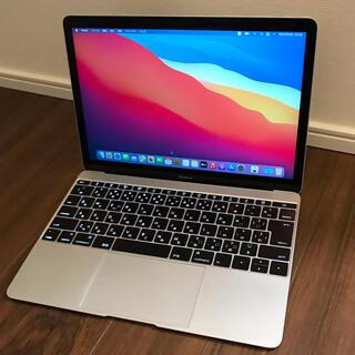 Mac (Apple) - MacBook 12インチ Early 2015 8GB 512GB