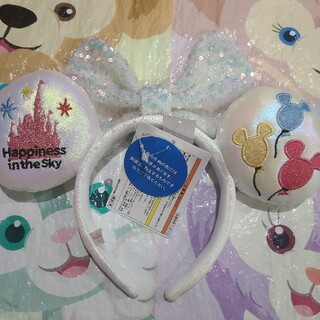 Disney - 新作★ディズニー バルーン 風船 カチューシャ