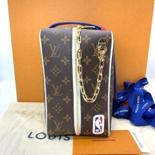 ルイヴィトン(LOUIS VUITTON)の新品‼️ルイヴィトン NBA コラボ セカンドバッグ M45588(セカンドバッグ/クラッチバッグ)