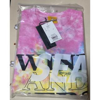 WIND AND SEA Tシャツ XL タイダイ
