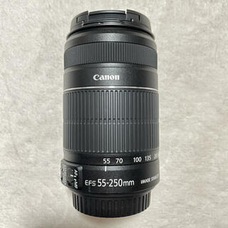 Canon - Canon  EFS55-250mm レンズ