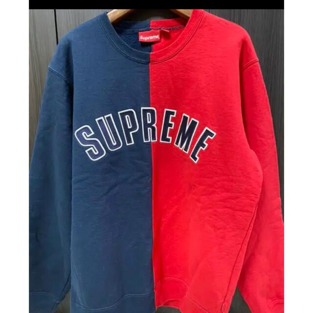 Supreme(シュプリーム)のsupreme クルーネック スウェット  メンズのトップス(スウェット)の商品写真