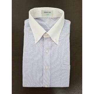 オリヒカ(ORIHICA)のボタンダウン カッター シャツ ワイシャツ オリヒカ 半袖 形態安定(シャツ)