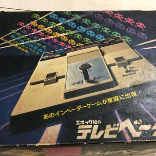 バンダイ(BANDAI)のインベーダーゲーム 昭和 レトロ ゲーム機(家庭用ゲーム機本体)