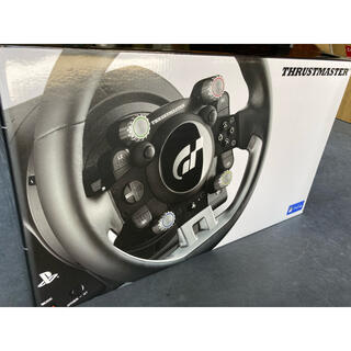 PlayStation4 - 新古品 美品希少スラストマスター Thrustmaster T-GT  ハンコン