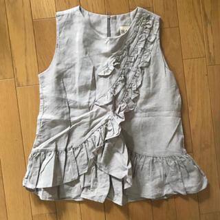 グラマラスガーデン(GLAMOROUS GARDEN)のグラマラスガーデン♡リネンブラウス(シャツ/ブラウス(半袖/袖なし))