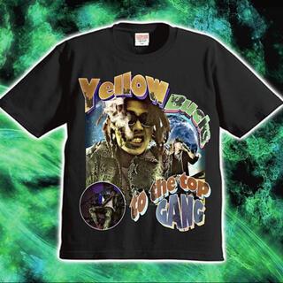 ¥ellow Bucks × Rap Made official T-shirt