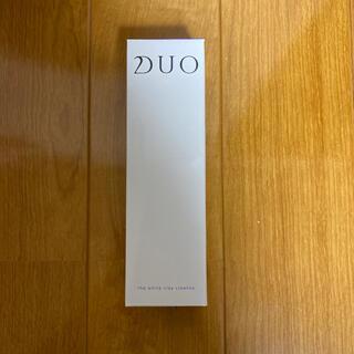 DUO(デュオ) ザ ホワイトクレイクレンズ(120g)