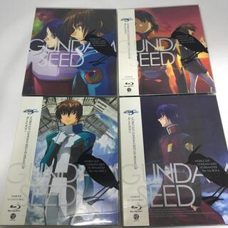 バンダイ(BANDAI)の機動戦士ガンダムSEED HDリマスター Blu-ray BOX セット(アニメ)