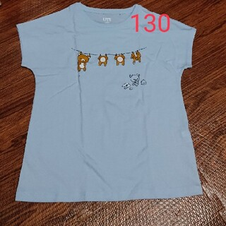 UNIQLO - ユニクロ Tシャツ リラックマ 半袖