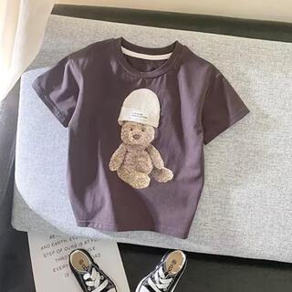 フタフタ(futafuta)のくまさん🧸Tシャツ(Tシャツ/カットソー)
