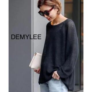 DEUXIEME CLASSE - 新品  DEMYLEE デミリー LINENプルオーバー