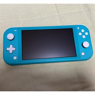 ニンテンドースイッチ(Nintendo Switch)のNintendo Switch NINTENDO SWITCH LITE ター…(家庭用ゲーム機本体)