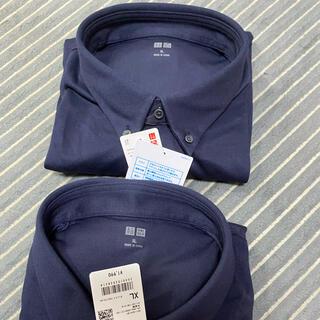 ユニクロ(UNIQLO)のユニクロ エアリズムポロシャツ (ポロシャツ)