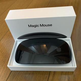 Apple - magic mouse2 BLACK