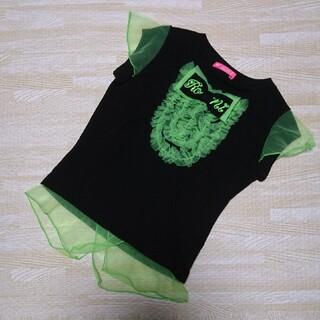 ロニィ(RONI)のRONI 美品 半袖 トップス Sサイズ(Tシャツ/カットソー)