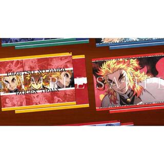 新品未使用 鬼滅の刃 煉獄杏寿郎 ランチョンマットケース 2個セット