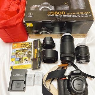 Nikon - ニコン D5600 ダブルズームキット Nikon